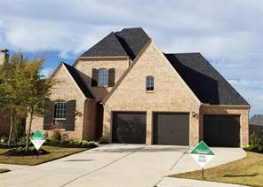 Houston Home at 19806 Quarry Stone Lane Richmond , TX , 77407 For Sale