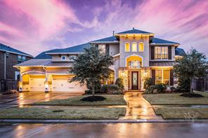 Houston Home at 5802 Mustang Ridge Lane Fulshear                           , TX                           , 77441-2150 For Sale