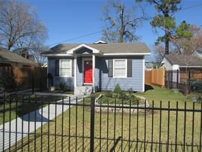 1003 Woodard, Houston, TX, 77009