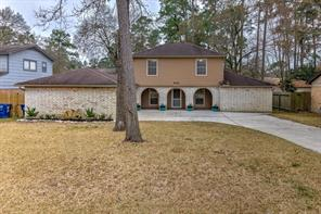 Houston Home at 610 Orangewood Drive Conroe                           , TX                           , 77302-1180 For Sale