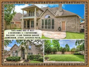 Houston Home at 14718 Ramblebrook Humble                           , TX                           , 77396-3488 For Sale