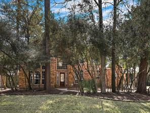 Houston Home at 19 Stone Springs Circle The Woodlands                           , TX                           , 77381-6321 For Sale