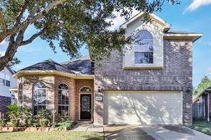Houston Home at 20206 Castlebury Lane Richmond                           , TX                           , 77407-4064 For Sale