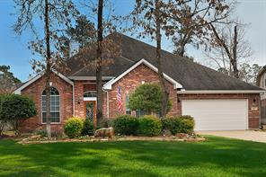 Houston Home at 10 Lysander Place Spring , TX , 77382-1637 For Sale