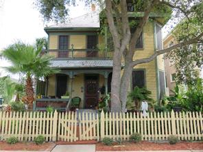 Houston Home at 1728 Church Street Galveston , TX , 77550-4822 For Sale