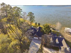 North end of Lake Conroe with wide open Water Views!  Your view is unobstructed across the lake to the Sam Houston National Forest.