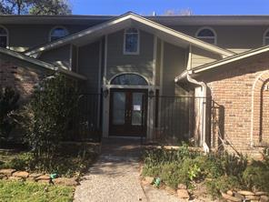 Houston Home at 10711 Shady River Drive Houston , TX , 77042-1128 For Sale