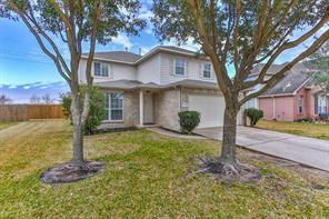 Houston Home at 21914 Crestworth Lane Katy                           , TX                           , 77449-4508 For Sale