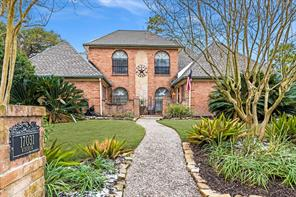 Houston Home at 16803 Sandypine Lane Spring                           , TX                           , 77379-6475 For Sale