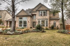 Houston Home at 34 Frosted Pond Drive The Woodlands                           , TX                           , 77381-4754 For Sale