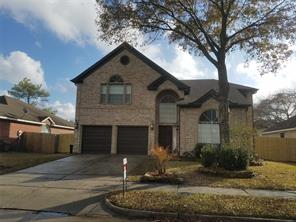 Houston Home at 2615 Silvermeadow Drive Houston                           , TX                           , 77014-2429 For Sale
