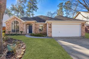 Houston Home at 43 Indian Summer Place Spring , TX , 77381-6236 For Sale