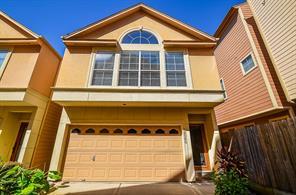 Houston Home at 5806 Kansas Street G Houston , TX , 77007-1140 For Sale