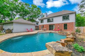 Houston Home at 70 Stony End Place Spring , TX , 77381-6509 For Sale