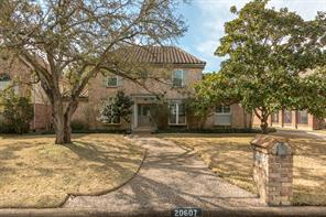 Houston Home at 20607 Laverton Drive Katy                           , TX                           , 77450-1913 For Sale
