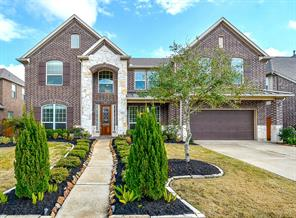 Houston Home at 11003 Giffnock Drive Richmond , TX , 77407-1556 For Sale