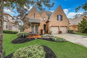 Houston Home at 75 Vershire Circle Magnolia , TX , 77354-3297 For Sale