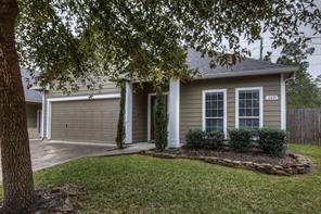 Houston Home at 12855 Whistling Springs Drive Humble , TX , 77346-4117 For Sale