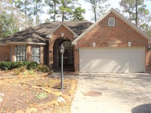 Houston Home at 14 Stony Run Place Spring , TX , 77381-4053 For Sale