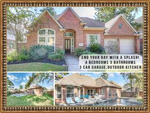 Houston Home at 7214 Bearden Falls Lane Humble                           , TX                           , 77396-4254 For Sale