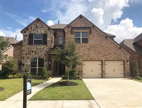 Houston Home at 3822 Sagebriar Spring Avenue Richmond , TX , 77406 For Sale