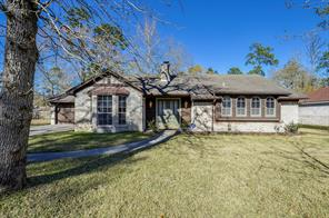 Houston Home at 315 Crossbow Drive Spring , TX , 77386-1201 For Sale