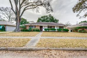 Houston Home at 5723 Arboles Drive Houston                           , TX                           , 77035-2401 For Sale