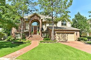 Houston Home at 8 Shearwater Place The Woodlands , TX , 77381-5124 For Sale