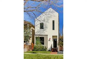 Houston Home at 615-A 11th 1/2 Street Houston                           , TX                           , 77008-7113 For Sale
