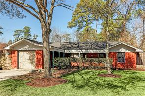 Houston Home at 6042 Woodbrook Lane Houston , TX , 77008-6366 For Sale