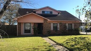 Houston Home at 10819 Duane Street Houston , TX , 77047-1112 For Sale