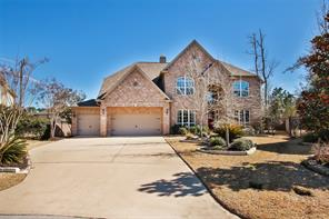 Houston Home at 2 Black Spruce Court Spring , TX , 77389-2029 For Sale