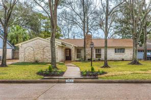Houston Home at 18631 Prince William Lane Houston                           , TX                           , 77058-4224 For Sale