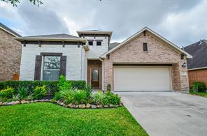 Houston Home at 10011 Mystic Springs Lane Richmond , TX , 77407-2645 For Sale