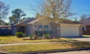 Houston Home at 11102 Thorncliff Drive Humble                           , TX                           , 77396-2435 For Sale
