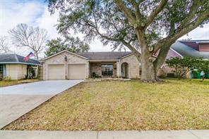 Houston Home at 1852 El Mar Lane Seabrook                           , TX                           , 77586-2934 For Sale