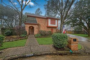 Houston Home at 2503 Big Cedar Drive Kingwood                           , TX                           , 77345-1718 For Sale