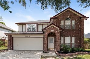 Houston Home at 4409 Spoonbill Drive Seabrook                           , TX                           , 77586-2569 For Sale