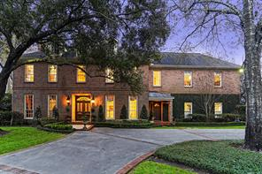 Houston Home at 10919 Wickline Drive Hunters Creek Village                           , TX                           , 77024-7628 For Sale