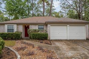 Houston Home at 1 Early Dawn Court The Woodlands                           , TX                           , 77381-2707 For Sale