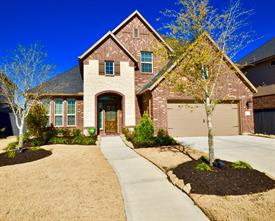 Houston Home at 842 Butterfly Garden Trail Richmond                           , TX                           , 77406-2393 For Sale