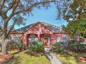 Houston Home at 6314 Castle Lane Drive Houston , TX , 77066-3918 For Sale