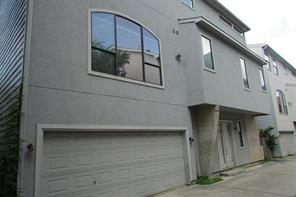 Houston Home at 208 Detering Street B Houston , TX , 77007-8417 For Sale
