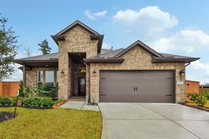 Houston Home at 3854 Fleetwood Falls Lane Spring                           , TX                           , 77386-4444 For Sale