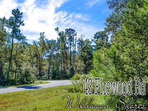 Houston Home at 43 Firewood Road Huntsville , TX , 77340 For Sale