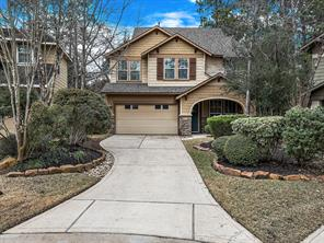 Houston Home at 27 Medley Lane The Woodlands                           , TX                           , 77382 For Sale