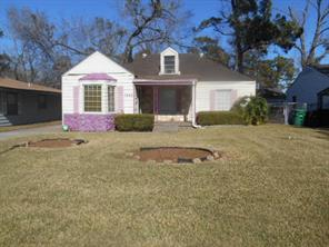 Houston Home at 3849 Rosedale Street Houston , TX , 77004-6533 For Sale