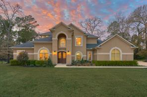 Houston Home at 3707 Benders Crossing Court Spring                           , TX                           , 77386-1785 For Sale