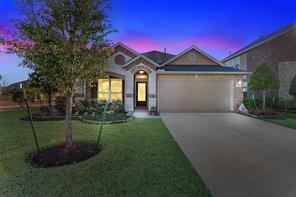 Houston Home at 9991 Willow Falls Lane Brookshire , TX , 77423-1973 For Sale