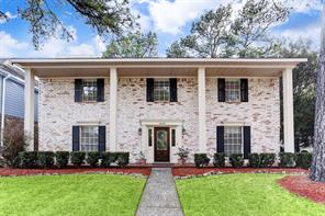 Houston Home at 14859 Perthshire Road Houston                           , TX                           , 77079-7603 For Sale
